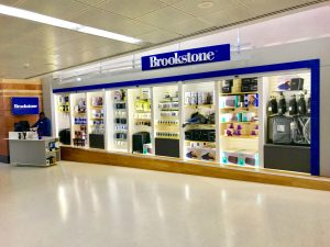 Brookstone Retail Airport